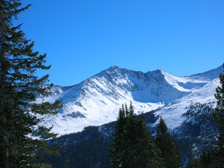 of copper: Rocky Mountain Panorama
