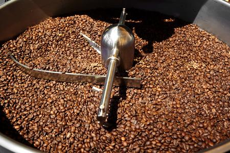 machines: Coffee roaster machines