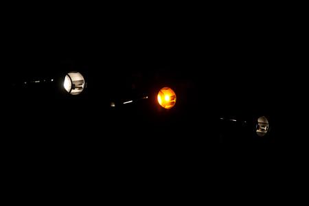 Theater spots lights.