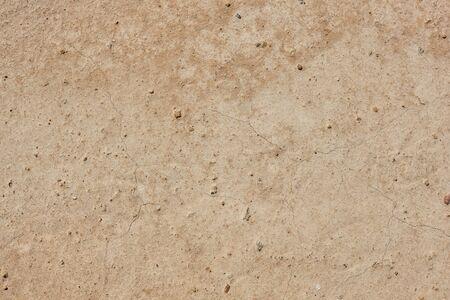 ground of dry soil as background. Standard-Bild