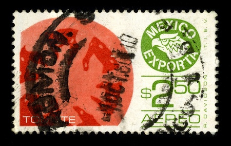 Bank Światowy: Meksyk - OKOŁO 1980: Stempel poÅ›wiÄ™cona gospodarki Meksyku jest 13 najwiÄ™kszych na Å›wiecie w kategoriach nominalnych; i 11 przez parytetu siÅ'y nabywczej, zgodnie z Bankiem Åšwiatowym, okoÅ'o roku 1980.