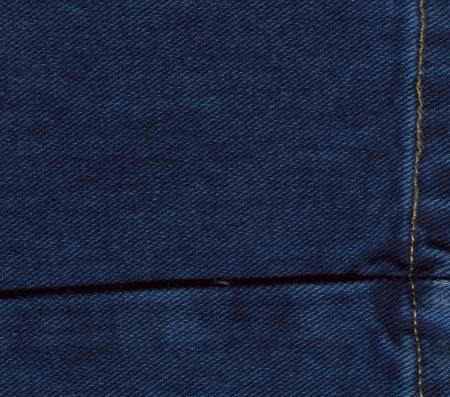 Cotton texture. Jeans. photo