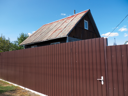 Peasants house.