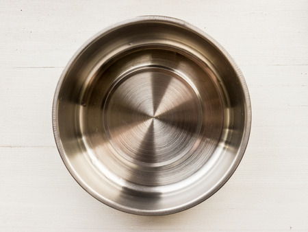 brassy: The silver Metal object and background.