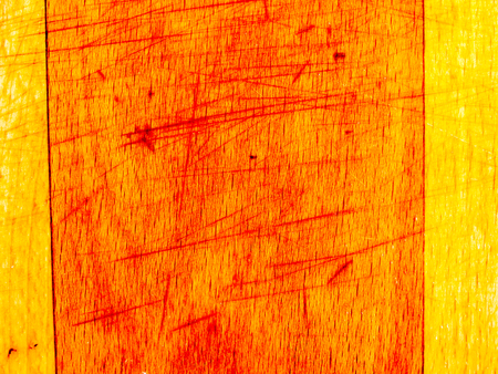yellow tacks: Wooden texture.