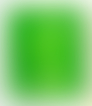 The varicolored blur Abstract picture in green.