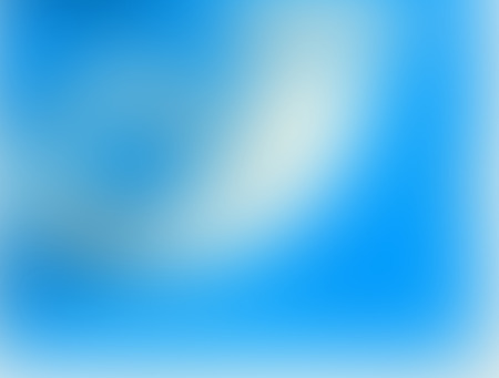 The varicolored blur Abstract picture in blue. Stock Photo