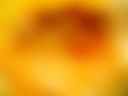 The varicolored blur Abstract picture in yellow.