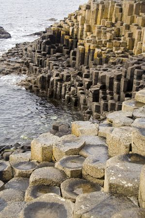 Northern Ireland]s Giants Causeway