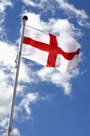 Flag of St George Stock Photo - 7122818
