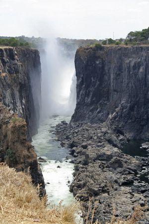 zambian: Victoria Falls from Zambian side