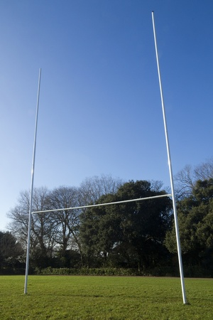 Rugby posts photo