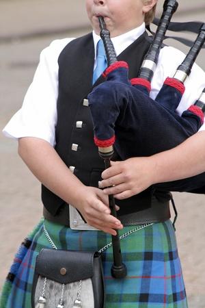 gaita: Gaitas escocesas
