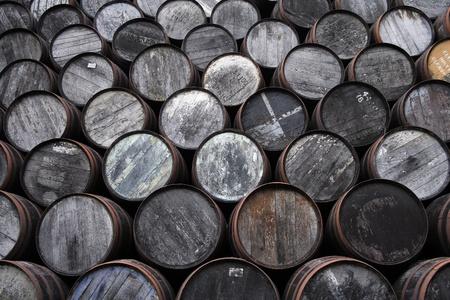 Barrel background