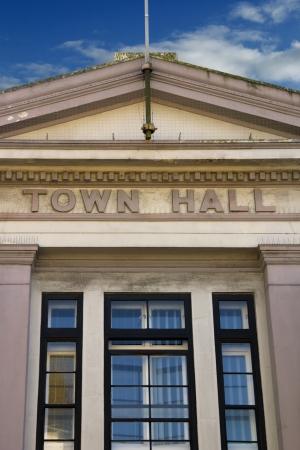 regierung: Rathaus