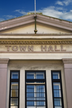 the council: Town Hall