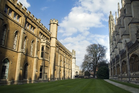 Cambridge University photo