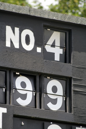 Ninety nine not out