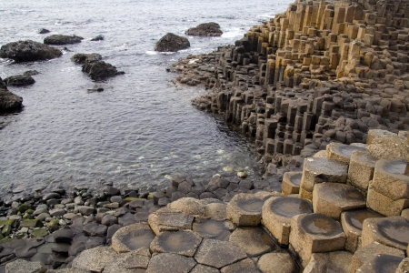 Northern Ireland s Giant s Causeway Stock Photo - 14445057