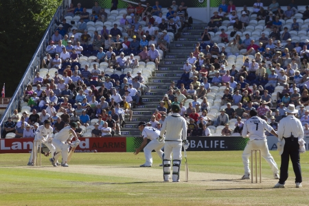 Sussex v Australia cricket tour match  Editorial