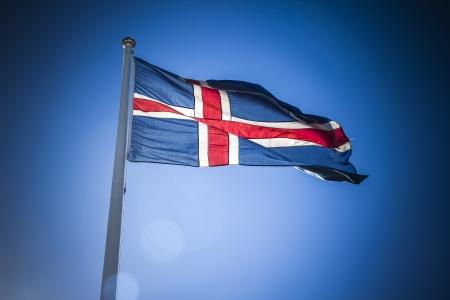 flag of iceland: Islandia bandera
