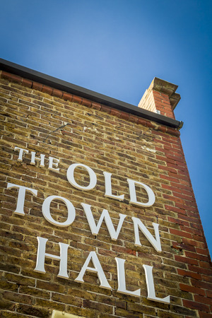 local government: Old Town Hall