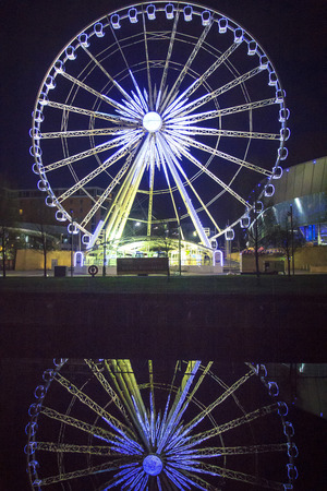 Liverpool big wheel