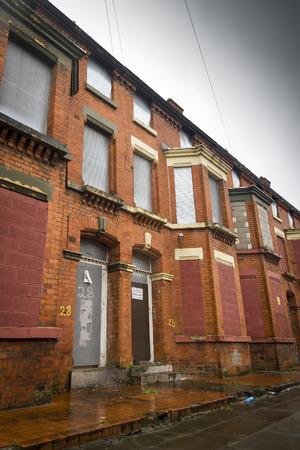 derelict: Derelict homes