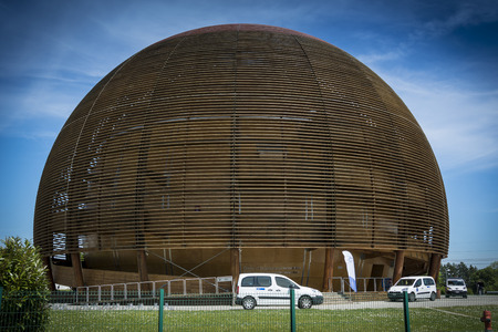 CERN science centre