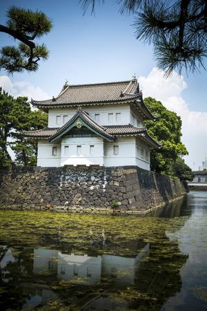 Tokyo Imperial Palace Redakční