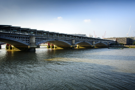 blackfriars bridge: Blackfriars Bridge London