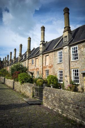 wells: Vicars Close Wells