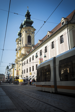 linz: Linz street scene