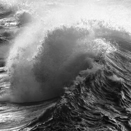 Breaking wave mono