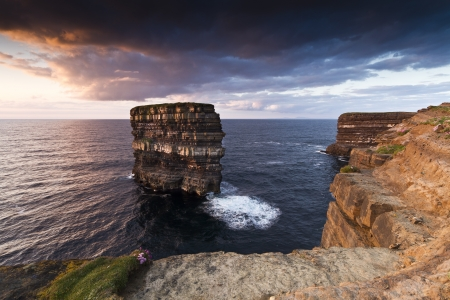 Dun briste sea stack 2
