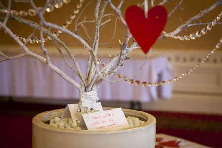 wish: Wedding wish tree
