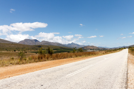 nowhere: If a Road that leads to nowhere leads somewhere in South Africa