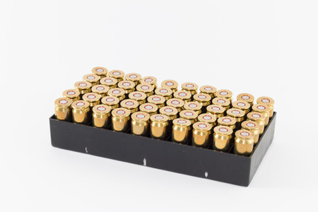 Pack of  45 caliber cartridges