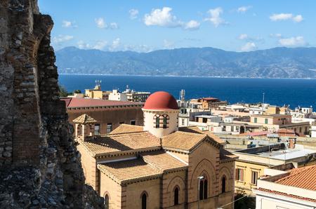 Chiesa Degli Ottimati, also called Santa Maria, Reggio Calabria, Italy