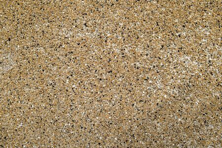 Fine colored granite chips as texture, background, wallpaper
