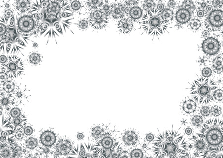 grayscale background: Cosmic grayscale background, Unusual abstract background, vector illustration available