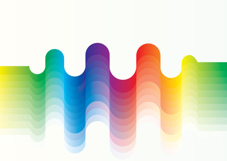 rainbow background, Abstract background for any usage, vector additional Stock Vector - 6081589
