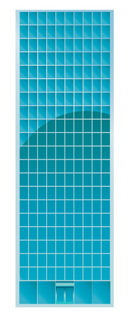 illustration of skyscraper for any usage Stock Vector - 6320003