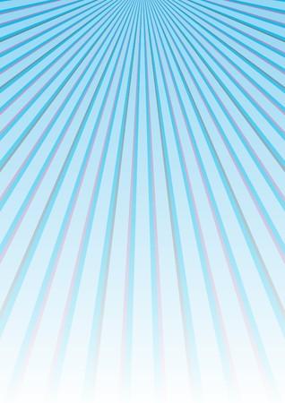 stripping: Fondo abstracto azul con franjas, ilustraci�n 10.0