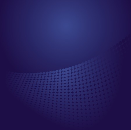 Blue abstract background, illustration. Vector