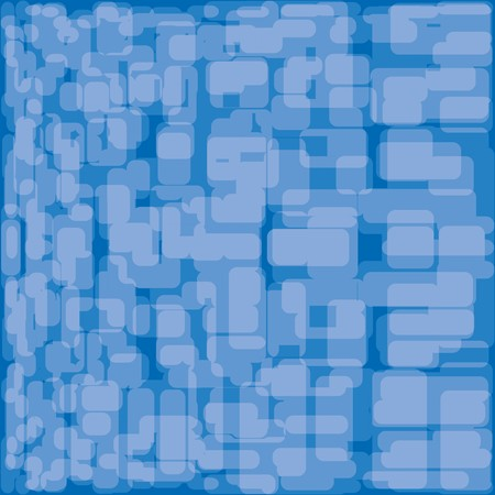 Abstract background. Blue set Stock Vector - 7646476