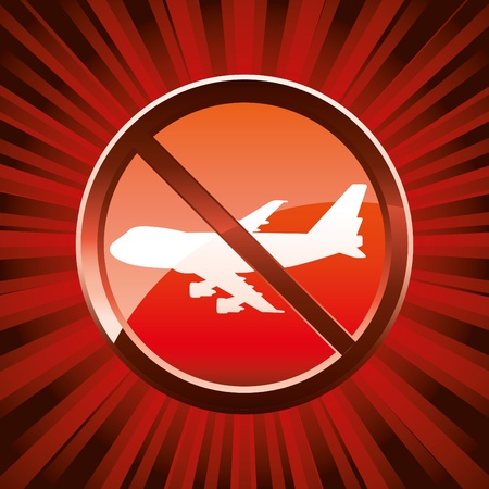 the delayed: Warning sign about ban flight