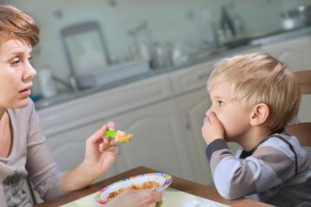 spite: Picky Eater Denying to Eat
