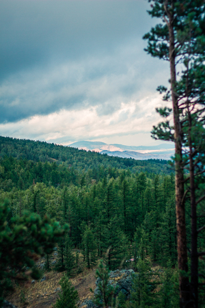 ural: Ural Mountains in Russia
