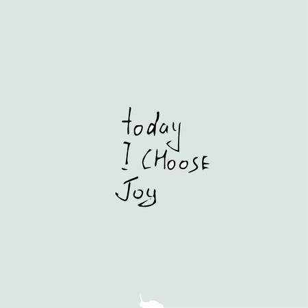 oggi scelgo il testo della citazione di gioia